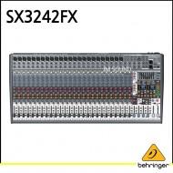 SX3242FX/마이크 프리앰프/브리티쉬 EQ, 듀얼 멀티 FX 프로세서/울트라 로우 노이즈 디자인 32입력 4버스 스튜디오/라이브 믹서